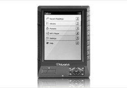 The Libre eBook Reader Pro is another ebook reader available in the market to give you new option how to read ebook. Manufactured by Alurtek, this device utilizing an exclusive e-paper LCD technology and boasting superior battery life of up to 24hrs continuous use.