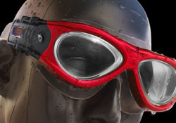 Liquid Image brought various goggles for waterman during CES, and one of them is the Swim Camera Goggle. Coming with a 62 degree lens, the goggle enables users to capture images while swimming and playing under water up to 15ft below the surface. Mentioned as he worlds first swim goggle […]