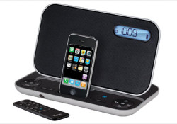 Equipped with the patented Bongiovi Acoustics DPS technology, the iHome iP49 is part of the new Studio Series along with the iP2 Home Audio System for iPhone/iPod. The iP49 itself is a Portable Rechargeable Audio System with Alarm Clock and FM Radio also for iPhone/iPod (see picture above). Both docking […]