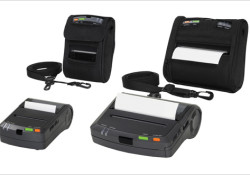 """New wireless 2"""" direct thermal mobile printer – DPU-S245 and DPU-S445, have been announced by Seiko Intruments. The ultra-small DPU-S245 weighs 0.62 lbs and measures 3.27 inches wide by 1.77 inches high by 5.12 inches deep. Developed for mobile workforce applications, the printer is among the fastest on the market, […]"""