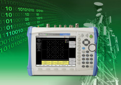 Anritsu Company introduces an option that allows its MT8221B BTS Master handheld base station analyzer to accurately and easily measure all defined LTE bandwidths and frequencies. The first handheld instrument to cover LTE end-to-end, the MT8221B allows field engineers and technicians to conduct RF, modulation, and Over-the-Air (OTA) measurements on […]