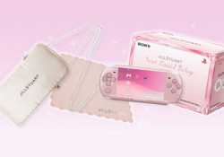 It's cute enough for your girl but sorry, the PSP 'Sweet Limited Package' will pass the next Valintines' Day and scheduled to be available on March 4, sigh. Sony make this limited edition as a result of its parnership with popular women's fashion brand from Sanei-International, Jill Stuart. the package […]