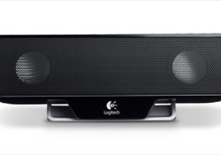 Logitech announced the Logitech® Laptop Speaker Z205 — a lightweight speaker with an easy-to-attach clip-on design that lets you pump up the volume wherever you take your laptop. The Z205 securely attaches to the top of most laptop screens, it is also small — approximately 1.35 inches thick and 2.5 […]