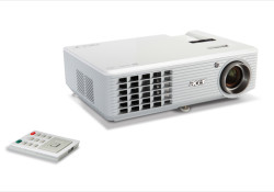 Acer America announces its new NVIDIA 3D Vision-Ready video projectors – the Acer H5360. Delivering HD-ready 720p (1,280×720) resolution, the Acer H5360 boasts the latest technology for a great video projection experience. The advanced lamp technology with illumination of up to 2500 ANSI lumens paired with the high 3200:1 contrast […]