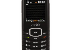 """Cricket and Samsung Telecommunications America (Samsung Mobile) today announced the availability of the new Samsung Stunt™ (SCH-R100). The phone comes loaded with Mobile Web, Games & Apps, BluetoothTM, long battery life, speakerphone and voice commands. Measuring 4.22"""" x 1.73"""" x .54"""" and weighing 2.61 oz, the Samsung Stunt is now […]"""