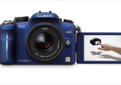 Panasonic today announces the LUMIX DMC-G2 camera. Mentioned as the world's first digital interchangeable lens system camera with a movable touchscreen, the camera allows users adjust auto focus (AF) simply by touching the subject on the large 3.0-inch 460,000-dot high-resolution LCD. The LUMIX G2, also shoots 720p High Definition video […]