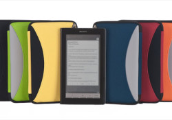 M-Edge announced today the launch of jackets, bags, booklights, and bookstands for the Sony Reader Daily Edition in a variety of colors and materials, designed for use everywhere. Available from Amazon.com, the new collection includes Executive Jacket, Destination Bag, Latitude Jacket, Leisure Jacket, Touring Sleeve, Journey Bag, Slip Sleeve, and […]