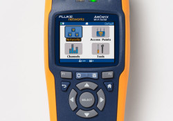 Fluke Networks announced the AirCheck™ Wi-Fi Tester, a dedicated handheld tool that delivers quick and easy troubleshooting for today's increasingly complex wireless local area networks (WLAN). Offering simple, intuitive operation, the rugged new Wi-Fi tester can be learned and used in minutes by frontline IT professionals, even if they have […]