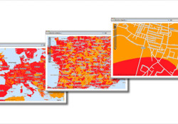 American Roamer announced today that it now has available the first cloud-based interactive international coverage viewer. Offering complete detailed street level data for nearly eighty countries worldwide, the application available through American Roamer's CellMaps® product line. It's also able to show wireless coverage footprints across the entire globe. American Roamer […]