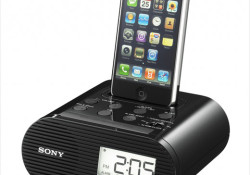 Sony planned to offer ICF-C05iP iPod Dock/Clock Radio begin from April 2010. Designed for charging your iPod or iPhone and waking up to your favourite tunes every day, the ICF-C05iP is 100% compatibility with all new iPod models, and of course it can tune FM radio too. Clock function: Alarm […]
