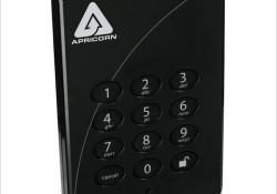 Apricorn today announced the Aegis Padlock Pro encrypted portable drives. Featuring a speedy eSATA and USB interface, on-the-fly 256-bit AES Hardware Encryption and secure PIN access, the Padlock Pro support data transfer speeds of up to 90 MB/s (using a traditional hard drive) and over 219 MB/s in its Solid […]