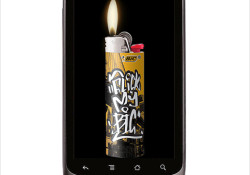 BIC launched free BIC Concert Lighter application for Apple iPhone, iPod touch, Google Android devices, and BlackBerry Storm. The app allows users to virtually experience BIC's authentic flick sound and select their favorite lighter design to use on the phone. There is even a unique concert mode feature that lets […]