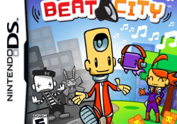 THQ announced that Beat City is now available at retail outlets nationwide exclusively for Nintendo DS. Priced at $19.99, Beat City features fun and addictive gameplay. It has 20 colorful mini-games that can be played at home or on the go. Beat City is rated E for everyone.