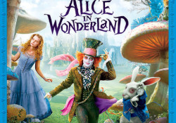Tim Burton's epic fantasy adventure ALICE IN WONDERLAND takes its booming box-office success into the home with a Disney 3-Disc Blu-ray Combo Pack (Blu-ray + DVD + Digital Copy), 1-Disc Blu-ray and 1-Disc DVD on June 1, 2010, from Walt Disney Studios Home Entertainment (WDSHE). The Blu-ray Disc versions of […]