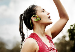 Walkman W250 Series is the latest wearable music player from Sony which also mentioned as the company's first wire-free MP3 player. Available in four sporty colours, the W250 Series is water-resistant and can be worn as you train, in the rain or even in the shower. Other highlights: Easy to […]