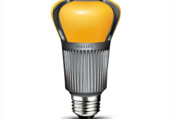Royal Philips Electronics unveiled its 12 watt EnduraLED light bulb, the industry's first LED replacement for a 60 watt incandescent light bulb. You can see the light in action at the Lightfair International tradeshow. Consumers will now have an LED alternative to the most commonly used incandescent bulb, which will […]