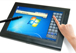 Motion Computing Launches the rugged J3500 Tablet PC, with Intel® Core™ vPro™ processors, and a host of new options including capacitive dual touch technology, durable Gorilla™ glass and expanded storage capabilities. Running on Windows 7, the tablet features natural gesture navigation and optimized for digitizer and touch input that allows […]