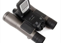 Powered by 4x AAA batteries, the Thanko's UDGZDC8M camera binoculars featuring a 8Mpix sensor that allow users to capture images and record videos in WVGA mode (320 x 240) or VGA mode (640 x 480). Coming with 1.5 inch LCD screen, the binoculars also feature a 4x digital zoom, and […]