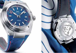 IWC producing 500 pieces of Big Ingenieur Edition Zinédine Zidane watches featuring a dark brown dial and the Arabic number of 10 – a reference to his heritage as well as the football shirt he wore for the French national team. Zidane has been personally involved in the timepiece's design […]