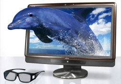 Featuring a 20″ widescreen LCD, the Fujitsu FH550/3AM all-in-one PC is mentioned as the world's first model to be integrated with three types of 3D functions: 3D contents viewing, conversion from 2D to 3D, and 3D contents creation. The PC utilizes circular polarization technology for 3D video display, enabling a […]