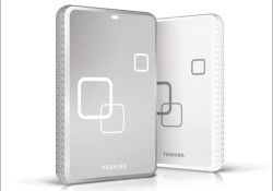 Offered in three different capacities including 500 GB, 750GB, or 1 TB, the new Canvio™ for Mac Portable Hard Drive comes with pre-loaded Mac-customized backup software. With prices starting at $119.99, the device available in either Radiant Silver with silver accents or Infinite White with glossy white-gray accents on the […]