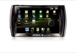 It's the time for Archos 5 Internet Tablet to say hello again from its company's French store with its new 64GB SSD model. Powered by Android, the Archos 5 offers full web browsing experience, full email application, and Web TV/Radio through its 5″ screen with 800 pixels resolution. Read