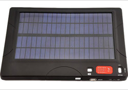 The Huge Capacity Solar Charger and Battery si strong enough to power up and charge your laptop, thanks to its powerful 20,000 mAh battery. Coming with a free carrying bag, the charger recharges quickly via AC adapter, car charger, or solar energy. Other highlights: 29 unique adapter tips, works with […]