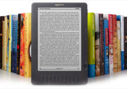 Amazon.com introduced the newest Kindle DX which is $110 cheaper than its predecessor. Priced at $379, the new Kindle DX features a new graphite enclosure and an all new, high contrast electronic ink display with 50 percent better contrast for the clearest text and sharpest images. It's is available for […]