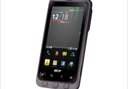 The Acer's Stream smartphone available for UK customers through Expansys. Powered by a 1GHz Qualcomm Snapdragon processor, the Android-based Stream features 3.7in, 800 x 480 OLED touchscreen, 5Mp autofocus camera with 720p HD video recording; trid-band HSDPA 3G connectivity; 802.11n Wi-Fi; RDS FM radio and GPS. Price: £400 (unlocked). Read