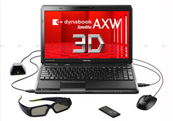 3D getting more popular nowadays, thank to AVATAR that make the 3D world hits new momentum. After television, now 3D adopted for mobile computing. And one of the first players is Toshiba with its latest dynabook Satelite AXW/90MW. Powered by an Intel Core i7-740QM CPU, the AXW/90MW boasts a 15.6″ […]