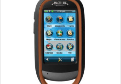 Magellan unveiled the rugged eXplorist 710 handheld GPS device which will be available to consumers in Q4 2010 at an M.S.R.P. of USD $549.99. The eXplorist 710 features a 3.0-inch color touch screen, a 3.2 mega-pixel camera with auto-focus, microphone and speaker to record geo-referenced images, videos, and voice notes. […]