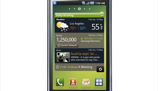 Corning announced that Corning Gorilla glass has been designed into the Samsung Electronics Galaxy S. The Samsung Galaxy S features a 4-inch super AMOLED display, while weighing roughly 119 grams in a slim, highly durable design. The enhanced super AMOLED display is enabled in part by using Corning Gorilla glass […]