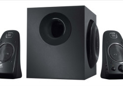 Logitech unveiled the THX Certified Logitech Speaker System Z623 offering 200 watts (RMS) of power. Expected to be available in the U.S. and Europe in September for a suggested retail price of $149.99, the Logitech Speaker System Z623 includes all the inputs and cables you need to get great sound […]