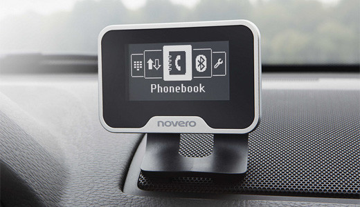 novero announced the availability of two universal car-kits – TheTrulyOne and TheTrustyOne. Price at $159 and $119 respectively, each kit offers simplicity and ease of use, from voice-dialing to more advanced features including voice-controlled SMS and email, when paired with mobile phones that offer voice activated functions. In order to […]