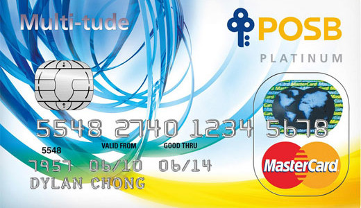 POSB has launched Multi-tude by POSB, the first card in Singapore to feature both debit and credit functions on a single card. The mix of debit and micro credit facility on Multi-tude by POSB encourages new cardholders to manage their budget while giving them the additional flexibility of having a […]