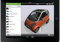 Dassault Systèmes (DS) announced 3DVIA Mobile HD interactive 3D model viewer for the iPad. The 3DVIA Mobile HD for the iPad allows users to access, view and interact with thousands of high-quality models hosted on the 3DVIA.com content warehouse with the swipe of a finger. Key features: Interactive 3D viewer; […]