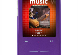 SanDisk announced the new Sansa® Fuze™+ (plus) MP3 player as the successor to the Sansa Fuze MP3 player. Available in red, white, black, blue and purple, the Sansa Fuze+ is available now in 4, 8 and 16 gigabyte capacities carrying MSRPs of $79, $89 and $119 respectively. Highlights: a new […]