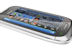 Text from Nokia about the new C7 smartphone: Beautifully crafted, sleek social networking smartphone. Get live updates from social networks such as Facebook and Twitter and keep track of new email from your Yahoo! or Gmail accounts directly on the homescreen. The Nokia C7 features a 3.5-inch AMOLED display and […]