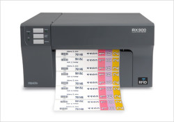 "Primera Technology announced its RX900 Color RFID Printer at the Labelexpo Americas trade show in Chicago. Mentioned as the world's first and only full-color RFID ""on demand"" full-color RFID label printer, the RX900 prints, encodes, verifies and dispense one at a time, making the printer ideal for applications where one […]"