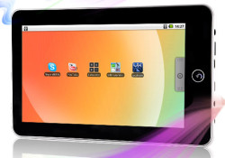 The TechPad 7″ Android Tablet merges the power of the Android OS with a 7″ touchscreen that allows you to access web, email, media, ebooks, games, and everything else. Highlights: Widgets, WiFi, Pre-loaded with Gmail, Skype, Google Maps, and many more apps, Download up 100,000 third-party apps through the Android […]