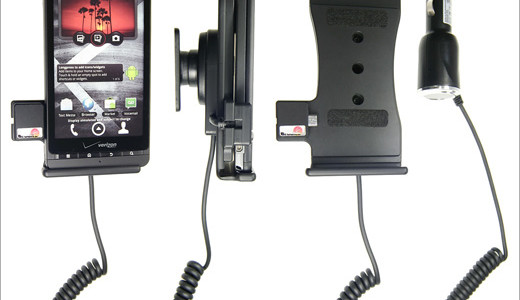 ProClip announced Motorola DROID X mounts, holders and docks that allows users to securely mount DROID X to car, truck and SUV dashboards and consoles. ProClip DROID X mounts, holders and docks feature a variety of options including: Tilt and Swivel for better viewing; 12V power outlet charging cable; Fixed […]