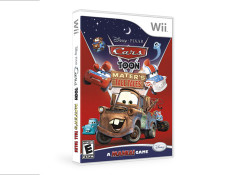 Disney's Cars Toon: Mater's Tall Tales exclusively for Wii™ is now available in North America. The game is part of the Mania! line of games, featuring fast-paced, multiplayer, family fun. Cars Toon: Mater's Tall Tales for Wii allows gamers to experience Mater's Tall Tales with a Mania! twist. The game […]