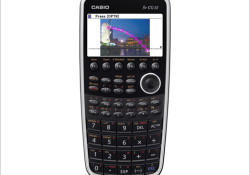 Casio released the PRIZM fx-CG10 graphing calculators featuring high-resolution color LCD and various functions designed to assist with math lessons. PRIZM™ includes the world's first Picture Plot function that enables users to plot graphs over curves and other familiar shapes in real life, such as the parabola of jets from […]