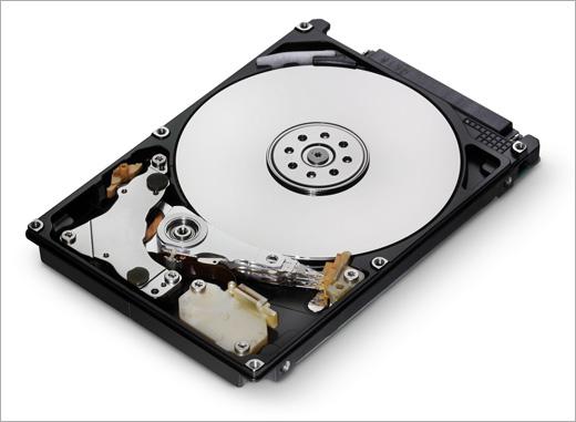 Hitachi GST Travelstar 7K750 2.5-inch hard drive