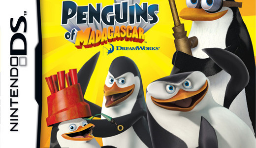 THQ announced that its new The Penguins of Madagascar video game is available in North America for $29.99. Based on the series from Nickelodeon and DreamWorks Animation, the Penguins of Madagascar video game chronicles the zany adventures of Skipper, Kowalski, Rico and Private as they use teamwork, penguin-style acrobatics and […]