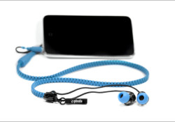Digital Group Audio (DGA) launched Zipbuds™, the first earbud system to incorporate tangle-resistant, zipper-integrated, braided nylon cabling. Coming in a variety of colors, including black, blue with white, pink with white, black with blue and black with pink, Zipbuds are designed for on-the-go listening, whether exercising at the gym, studying, […]