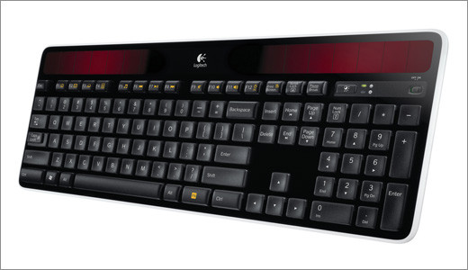 Logitech introduced the Logitech® Wireless Solar Keyboard K750 that powers itself whenever there's light, even indoors. Mentioned as the company's first light-powered keyboard, the K750 keyboard is expected to be available in the U.S. and Europe in November 2010 for a suggested retail price of $79.99 (U.S.). Highlights: 1/3-inch thick, […]