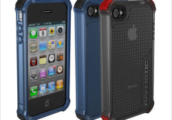 Ballistic set to debut its new iPhone 4 Ballistic LS series case, at CES 2011. Expected to be available in January 2011 for $29.99 in a variety of colors, the Ballistic LS is made of strong TPU material and silicone Ballistic Corners™. This case offers ultra-sleek profile that creates minimal […]