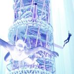 Skyscraper Theme Park Project by Ju-Hyun Kim