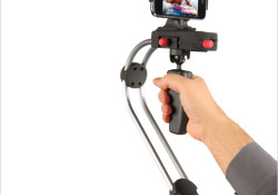 The STEADICAM Smoothee for the iPhone 3Gs allows users to capture video without the shakes normally associated with hand-held video shot on the go. Set at $199.99, the lightweight Smoothee comes with a camera mount, quick start instructions and carry bag. You can find it at specific dealers soon. The […]